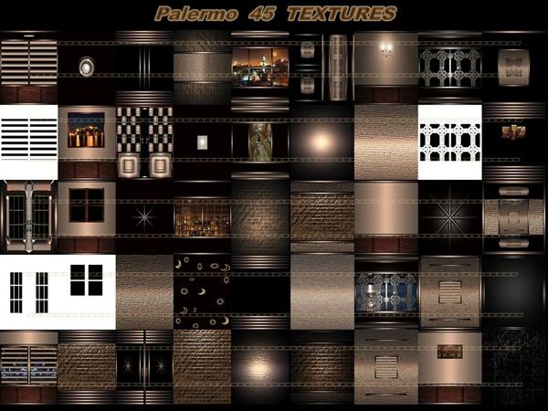 PALERMO 45 TEXTURES ROOM