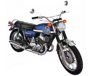 SUZUKI T500 MOTORCYCLE SERVICE REPAIR MANUAL