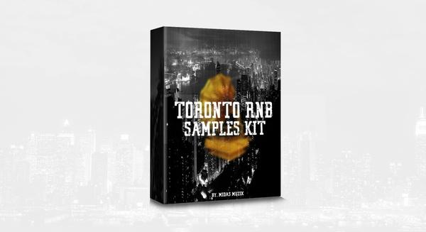 Toronto RNB Samples Pack Kit [By. Midas Muzik]