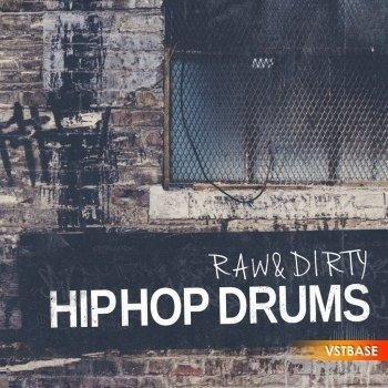 Raw and Dirty Hip Hop Drums Vol 1