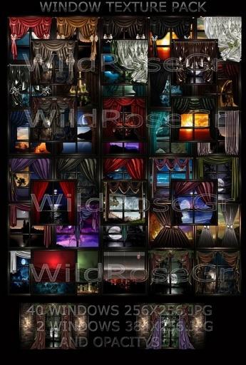 ~ WINDOWS #1 IMVU TEXTURE PACK ~
