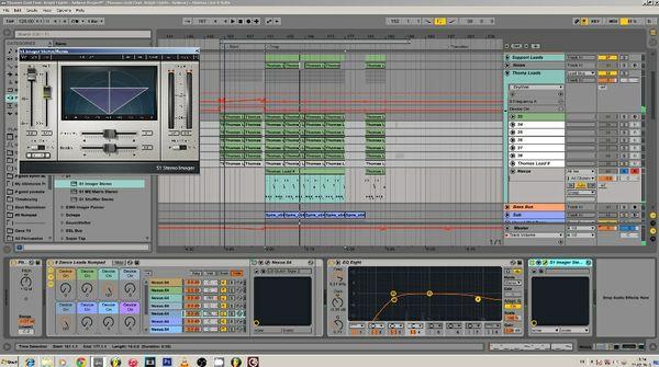 Ableton Live Progressive House Template 10.10
