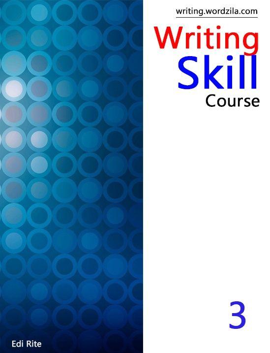 Writing Skill Grade 3