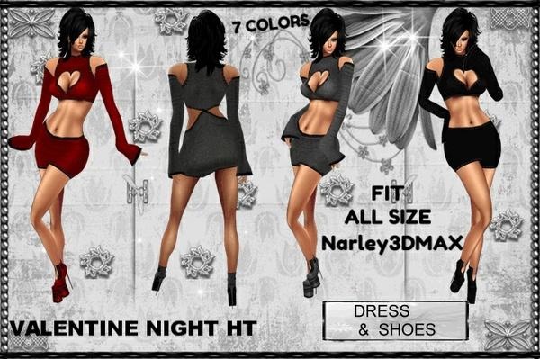 VALENTINE NIGHT Bundle