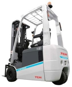 TCM Electric Lift Truck  FB16, FB18, FB20, FTB13, FTB15, FTB16, FTB18, FTB20 Service Manual