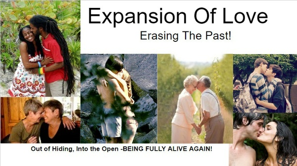 May 2016 — EXPANSION OF LOVE - ERASING THE PAST©