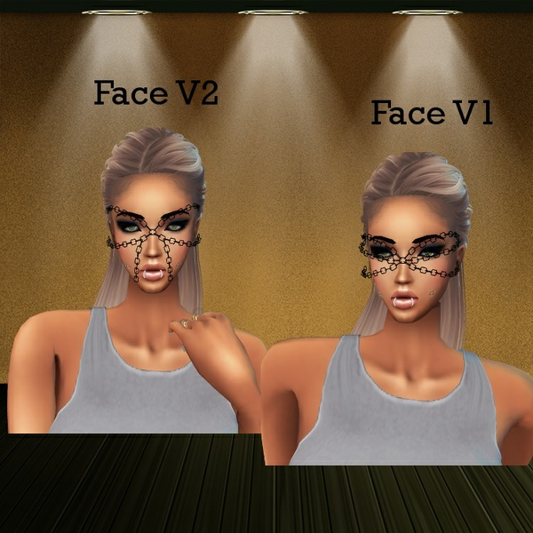 Face Chain Set