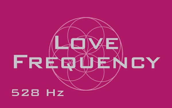 Love Frequency - 528 Hz - DNA Healing / DNA Repair - Binaural Beats