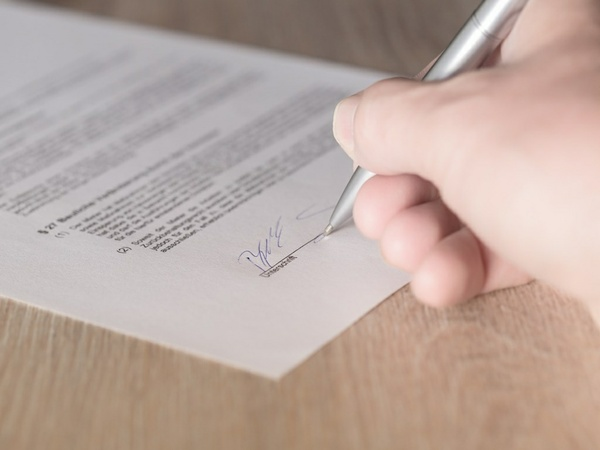 Standard - Solicitor Agreement