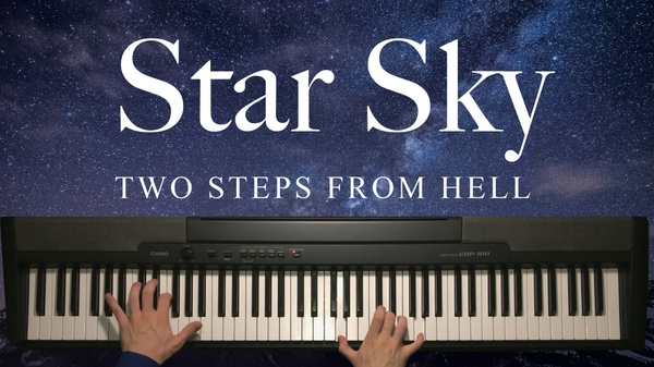 Star Sky Piano Sheet Music (Two Steps From Hell)