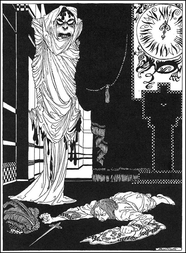 Audiolibro: E. Allan poe : La máscara de la Muerte Roja