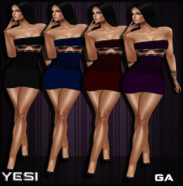 Yesi Dress GA