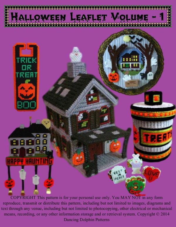 L-1 Halloween Leaflet Volume - 1