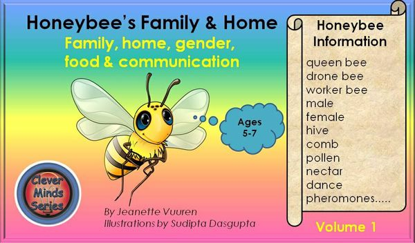 EBOOK HONEYBEE'S FAMILY & HOME VOLUME 1 (FAMILY, HOME, GENDER, FOOD & COMMUNICATION)