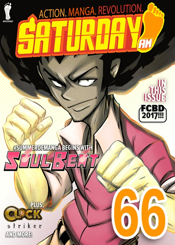 Saturday AM #66 (FREE ISSUE)