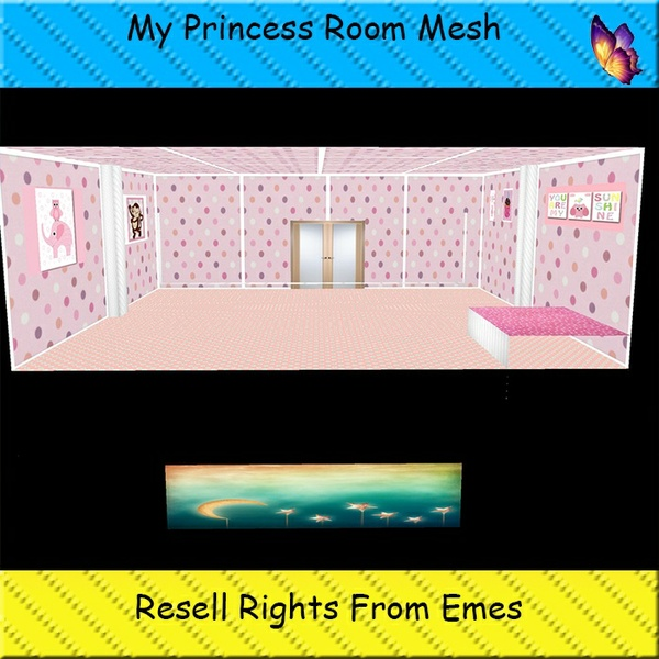 My Princess Room Mesh Catty Only!!!