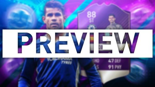 FIFA 17 POTM SBC COSTA THUMBNAIL TEMPLATE