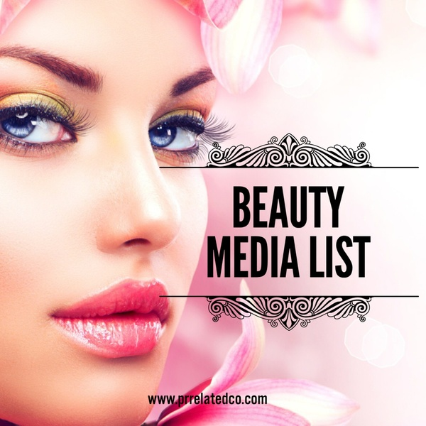 Media List: Beauty