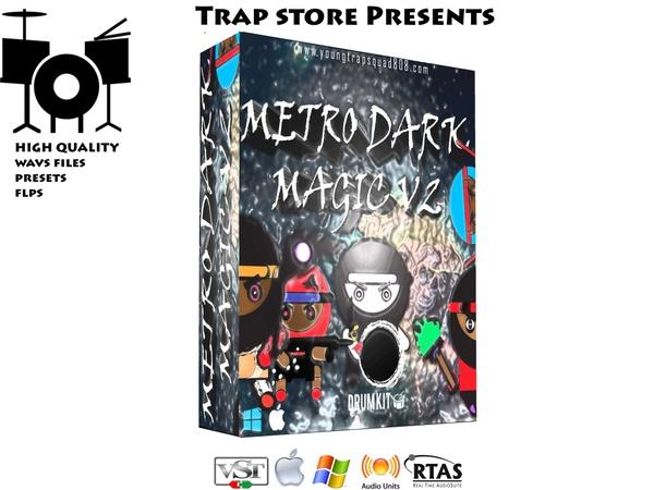 Trap Store Presents - METRO DARK MAGIC V2