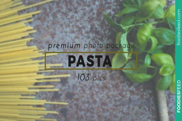 Pasta - 103 Premium Photos - foodiesfeed.com
