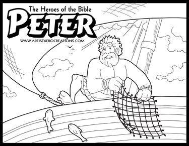 heroes of the bible coloring pages - artistxero artistxero
