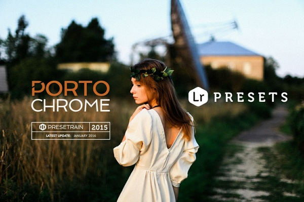 Portochrome Lightroom Preset Pack