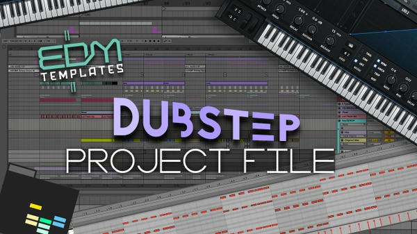 Ableton Live Dubstep Template 09.03