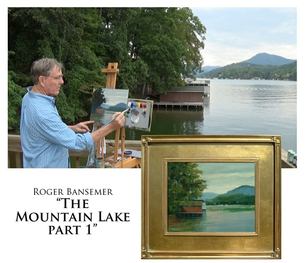 The Mountain Lake - PART 1