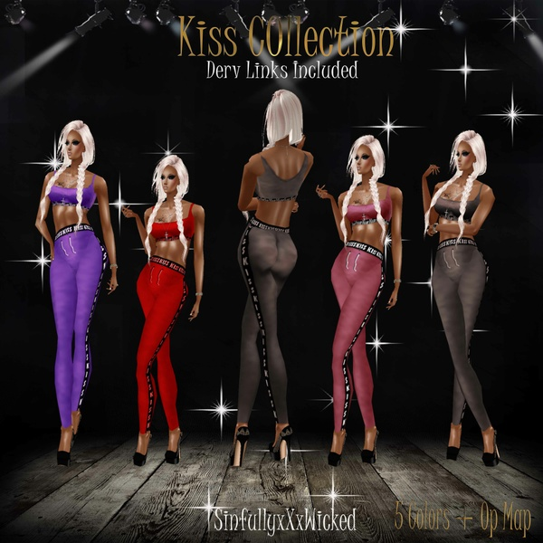 Kiss Collection