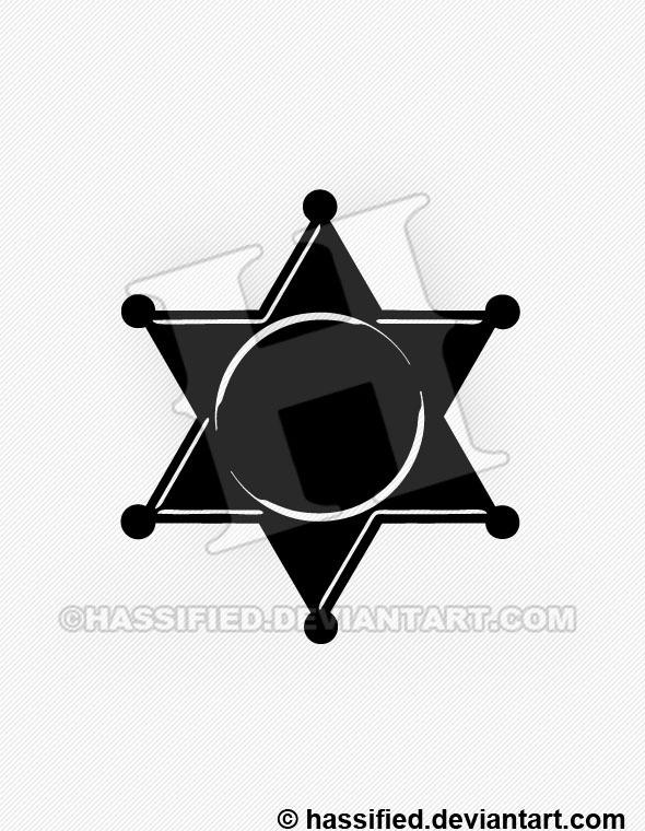 Shreiff Badge 4