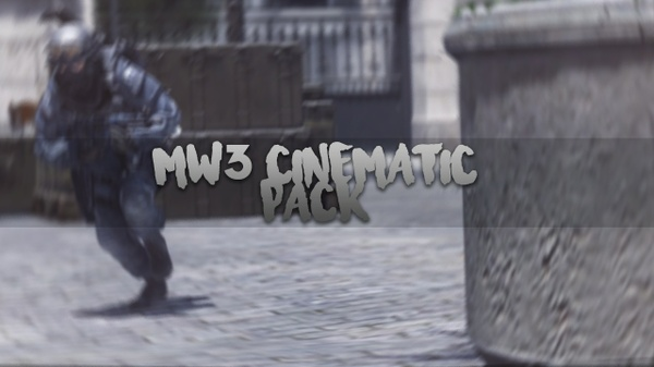 MW3 Cinematic Pack