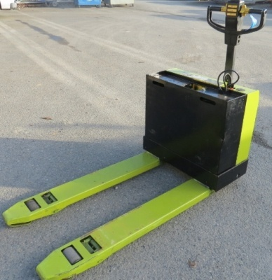 Hyster Electric Walkie A218 Series: W40XT Spare Parts List, EPC