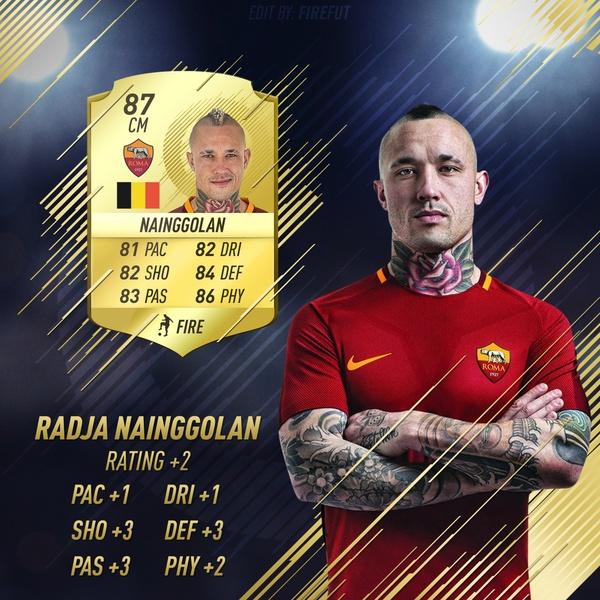 FIFA 18 upgrade style!!!!!