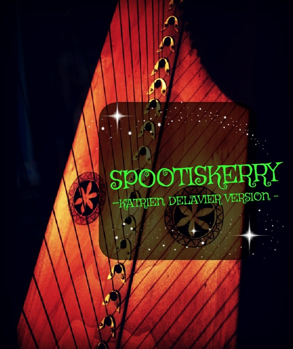 261-SPOOTISKERRY PACK - KATRIEN DELAVIER VERSION -