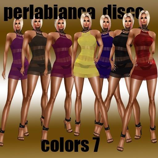 DISCO DRESS 8 COLOR USD 1.50