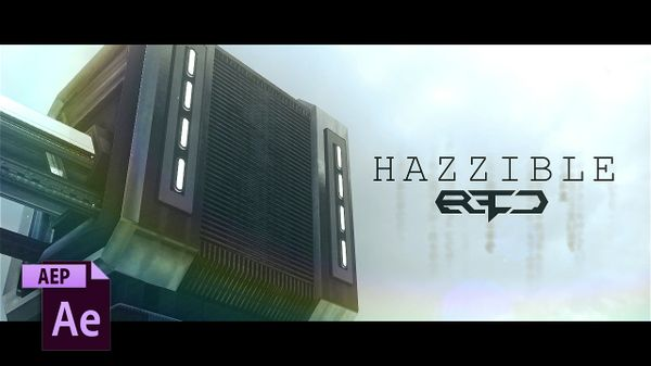 Red Hazz - Hazzible #1 (Project Files and Clips)