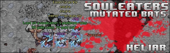 [M] Souleaters & Mutated Bats