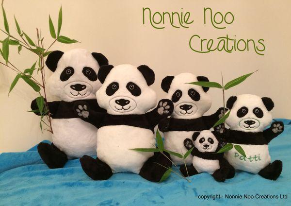 Patti the Panda