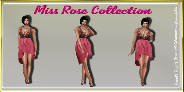 Miss Rose Collection Master Resell Rights!!!!
