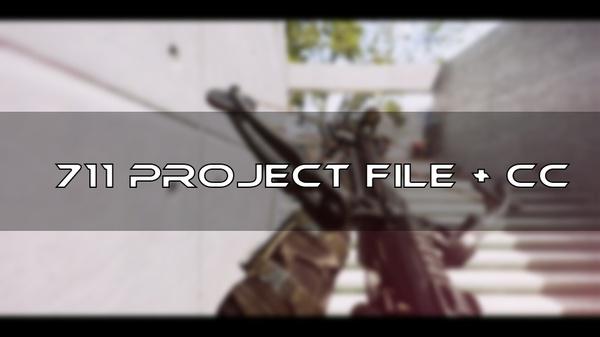 711 Project File + CC