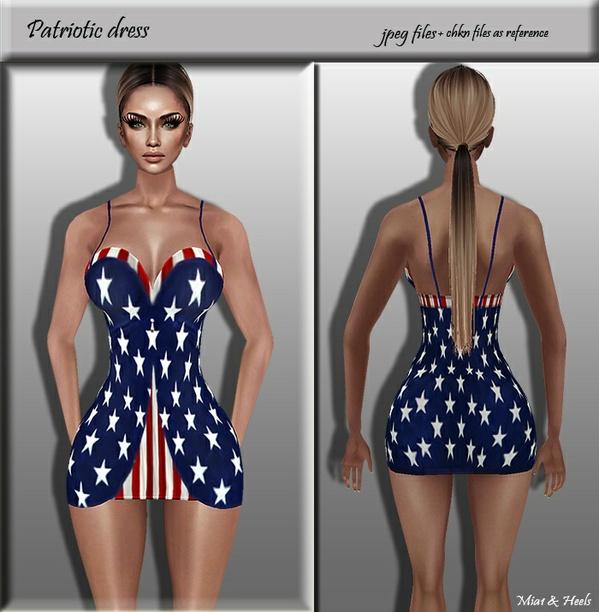 Patriotic Dress