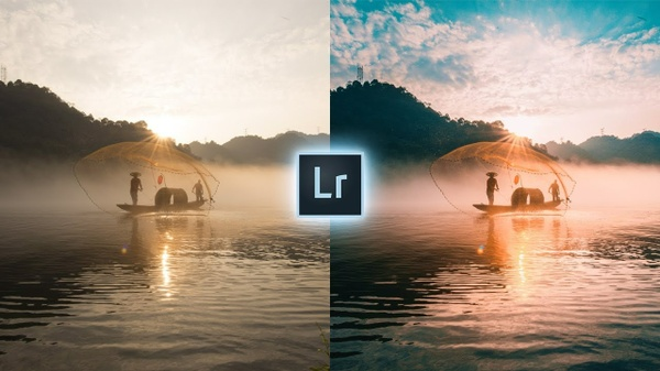 Free Orange & Teal Lightroom Preset