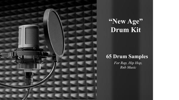 """""""New Age"""" Drumkit"""