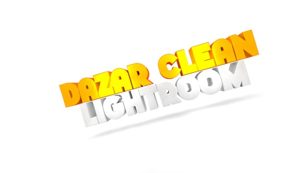Dazar Clean Lightroom