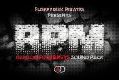 Elektron Analog Four/Keys BPM Sound Pack by Floppydisk Pirates