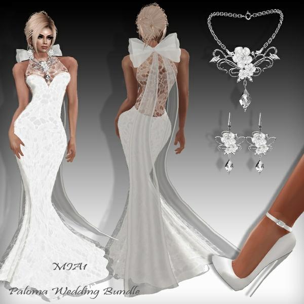 Paloma Wedding Bundle