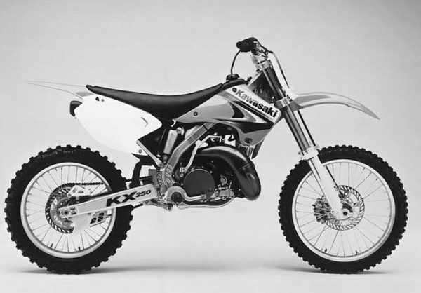 2003-2005 Kawasaki KX125 KX250 Service Repair Manual Download
