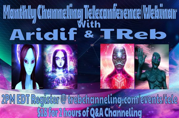 The E.T. Whisperer Monthly Channeling Webinar April (HD audio ~ .mp3)
