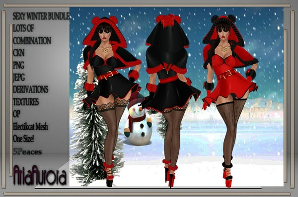 SEXY CHRISTMAS BUNDLE NO RESELL!!!