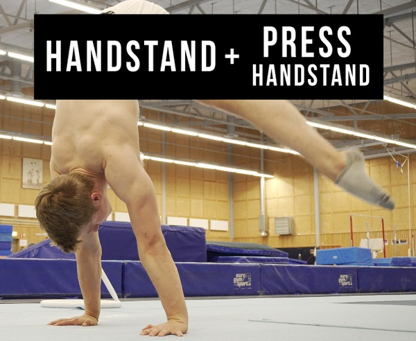 Handstand & Press Handstand package